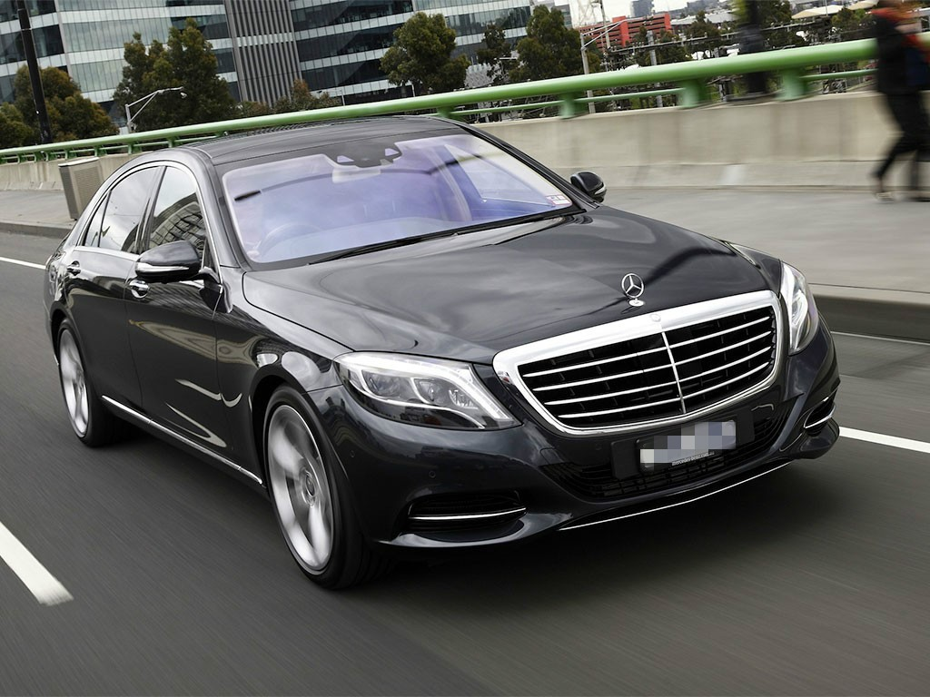King road transport services for Mercedes benz s series